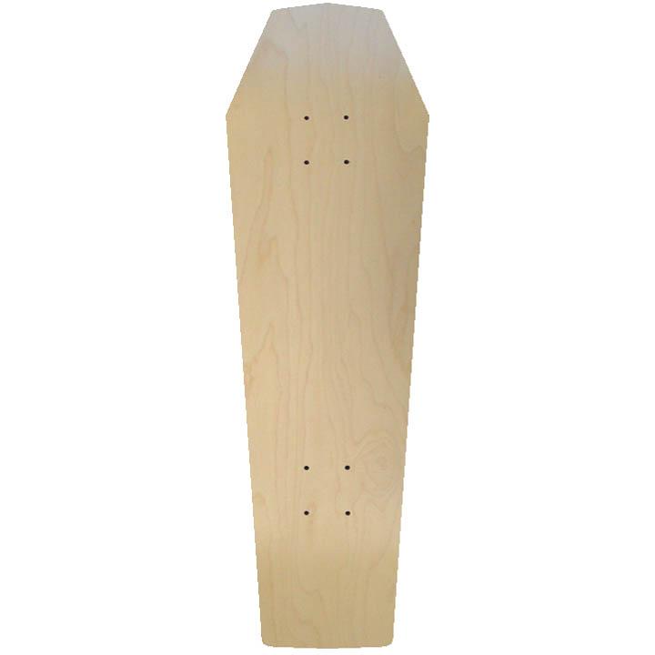 coffin shape
