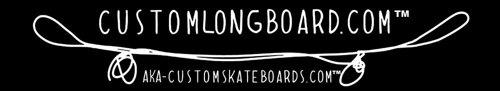 Custom Longboard | Skate your own custom longboard design